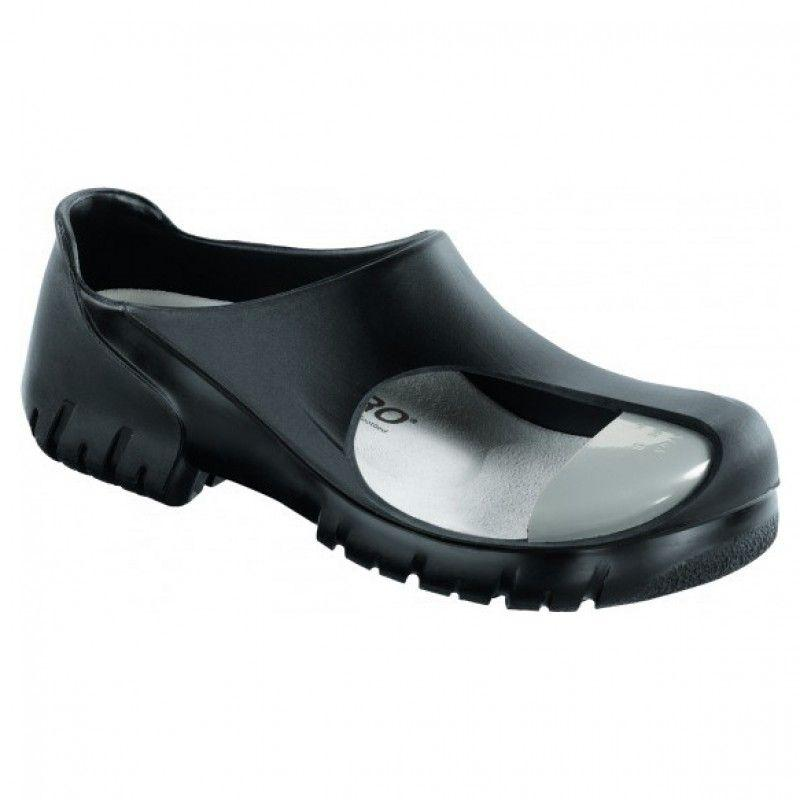 steel toe crocs